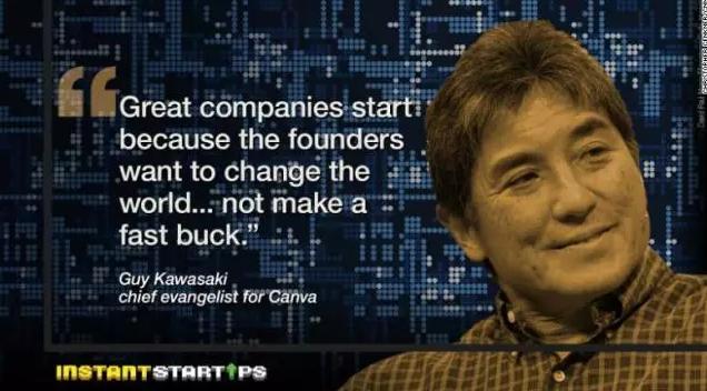 Guy Kawasaki,硅谷著名的风险投资家、Garage.com风险投资公司董事局主席。.png